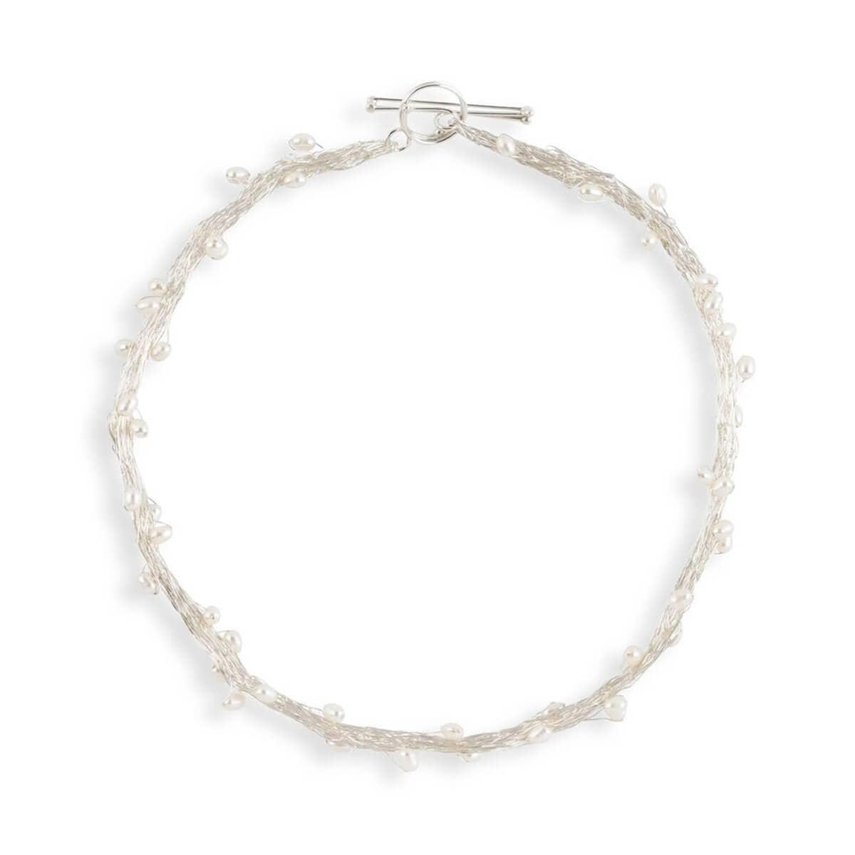Sterling Silver Ariadne Necklace