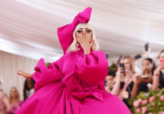 Lady Gaga Met Gala 2018