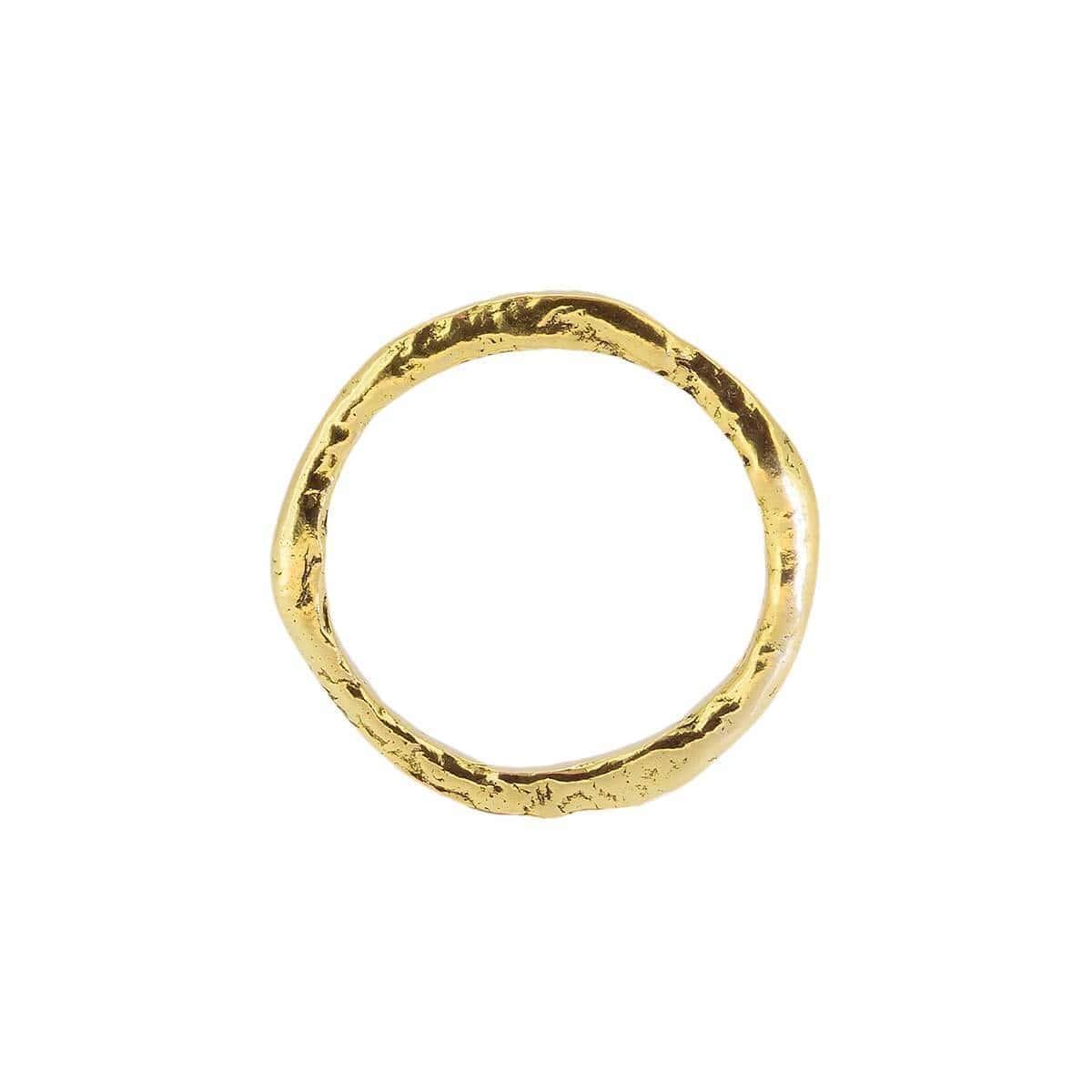 Yeo Yellow Gold Ring