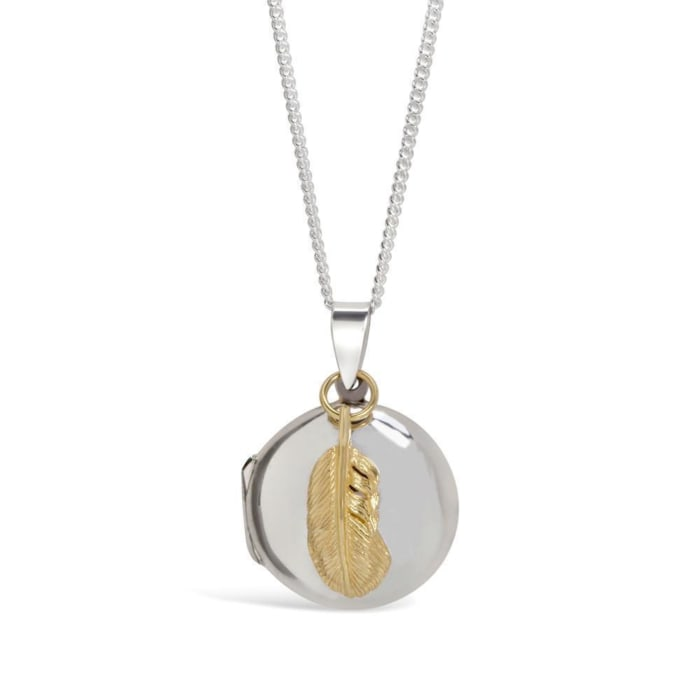 Lily Blanche locket