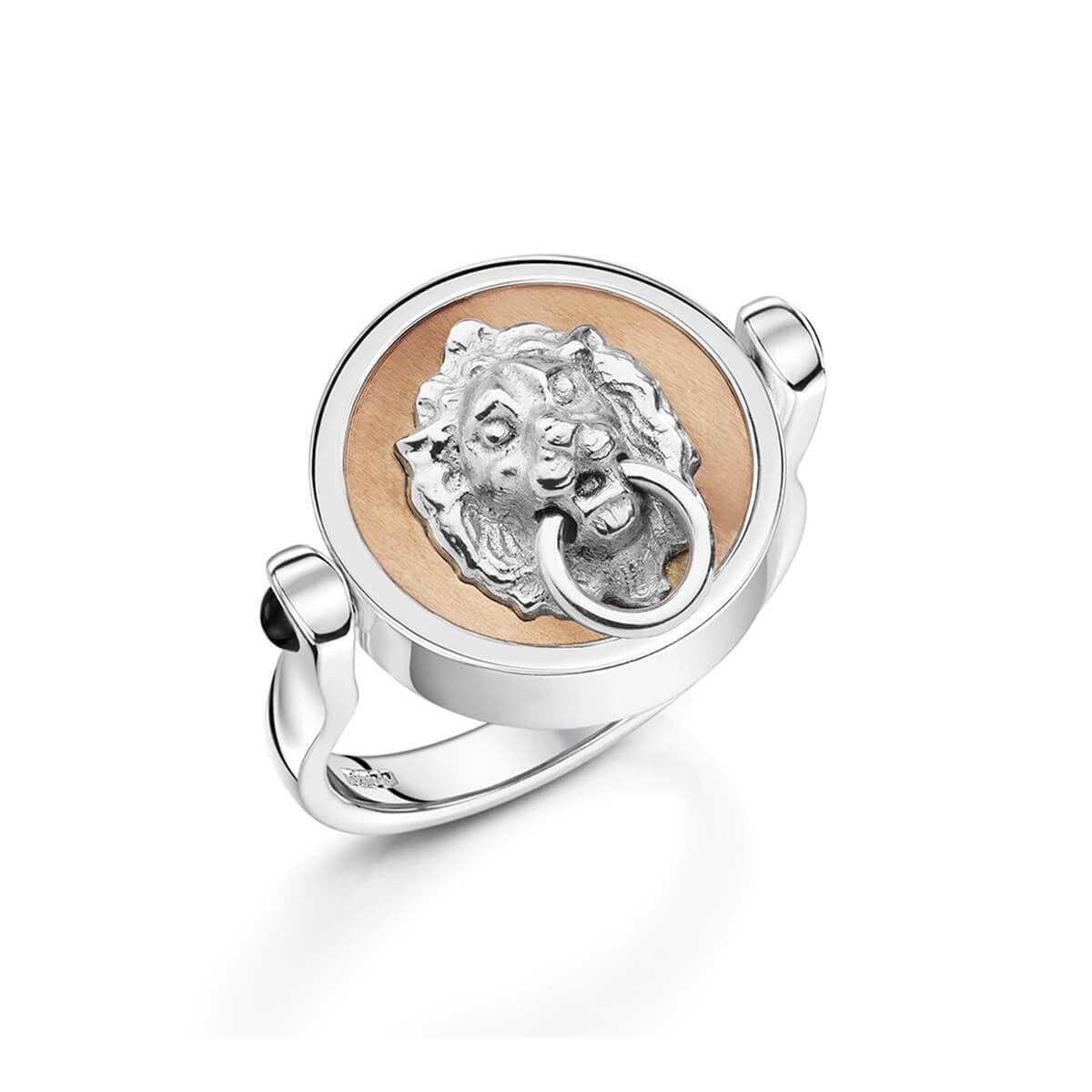 Interchangeable signet ring