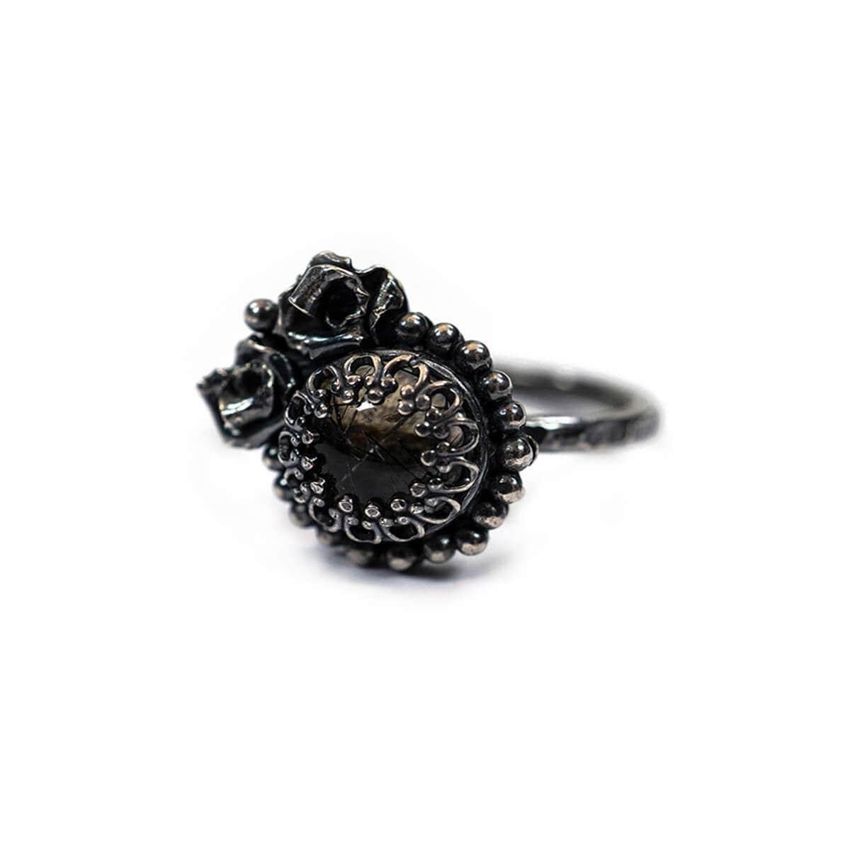 Sterling Silver Cilla Ring