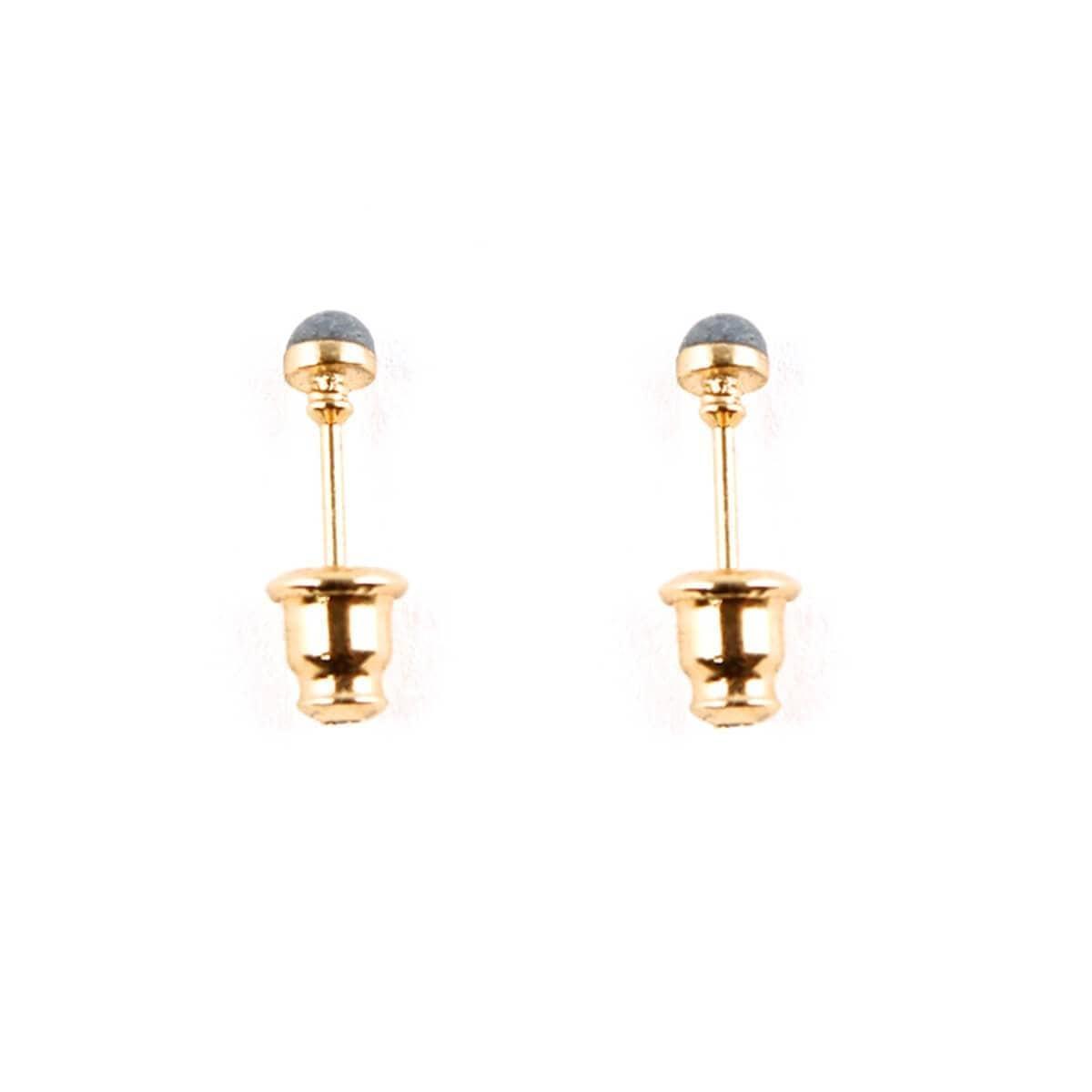 Mini Gold Earring Pips