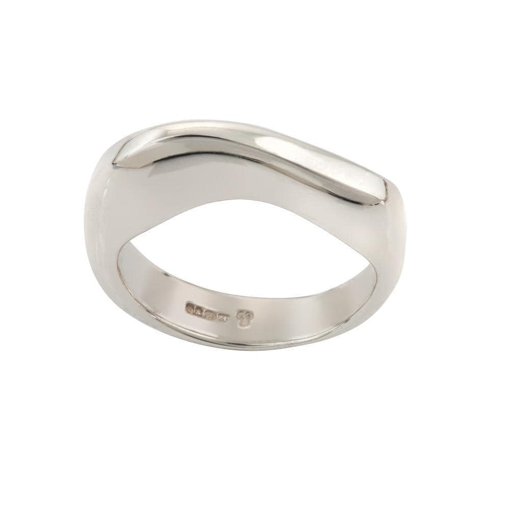 Sterling Silver Water Ring