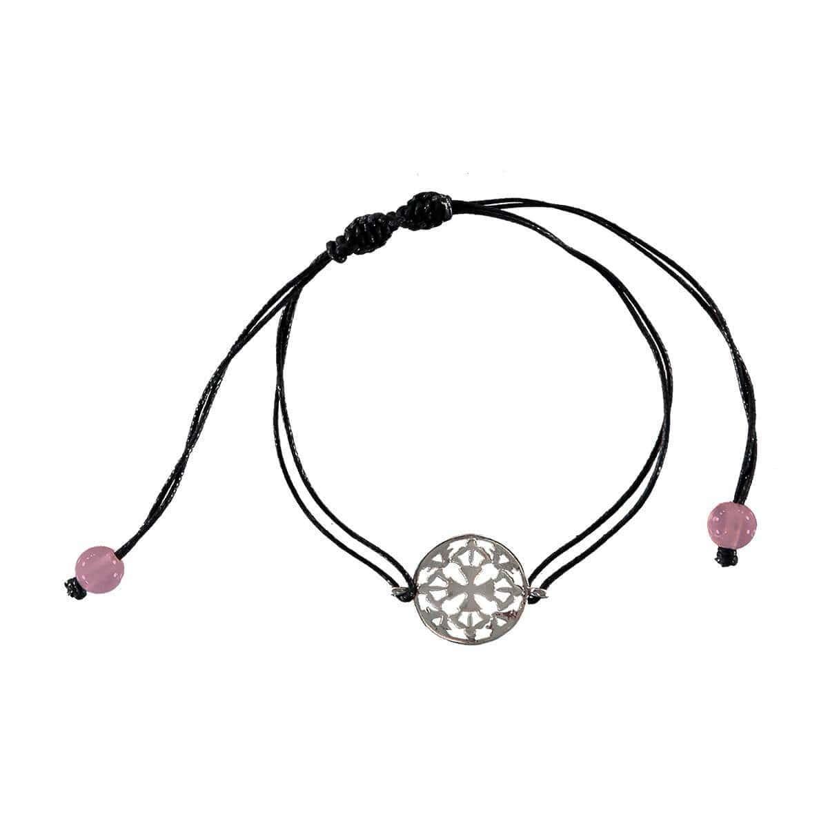 Sterling Silver Love & Compassion Bracelet