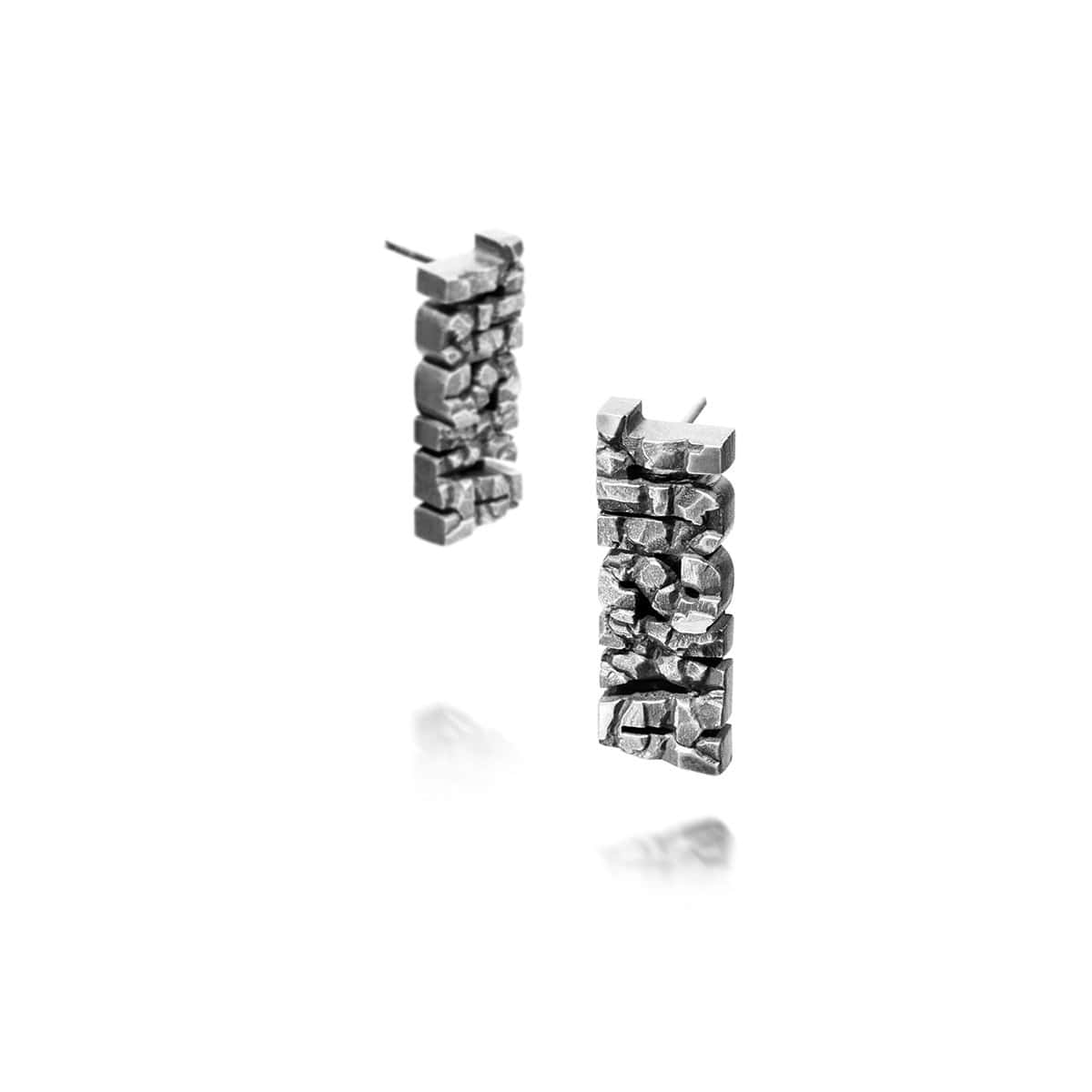 Tuska Sterling Silver Stud Earrings