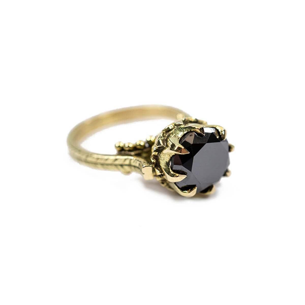 18kt Yellow Gold Isabella Ring