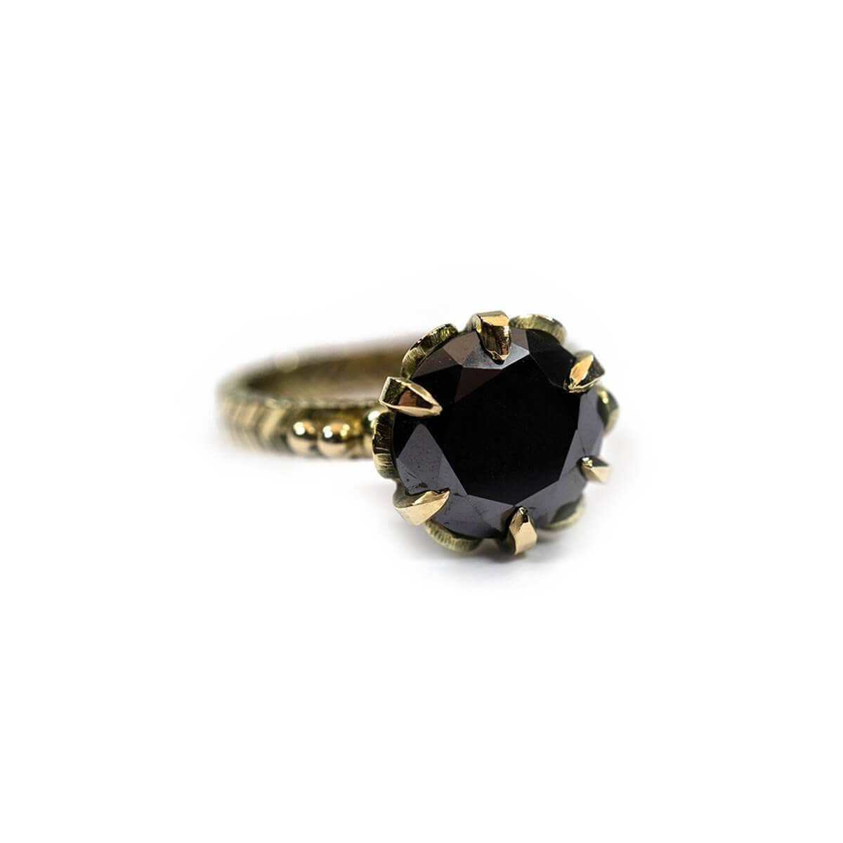 18kt Yellow Gold Camille Ring