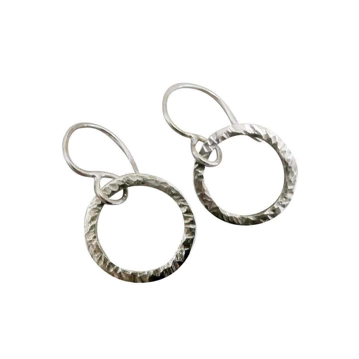 Circle Of Love Earrings