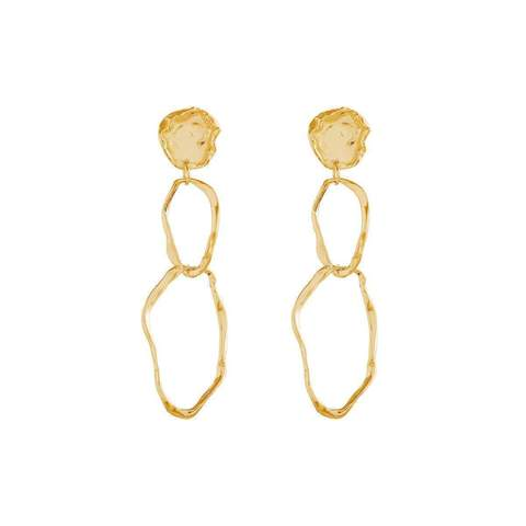 Gold Coventina Earrings
