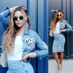 Beyonce Chanel