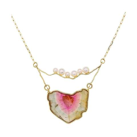 Jaime Moreno necklace