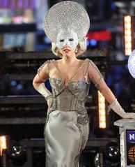 Lady Gaga New Year's Eve