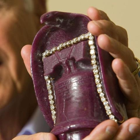 The Liberty Bell Ruby