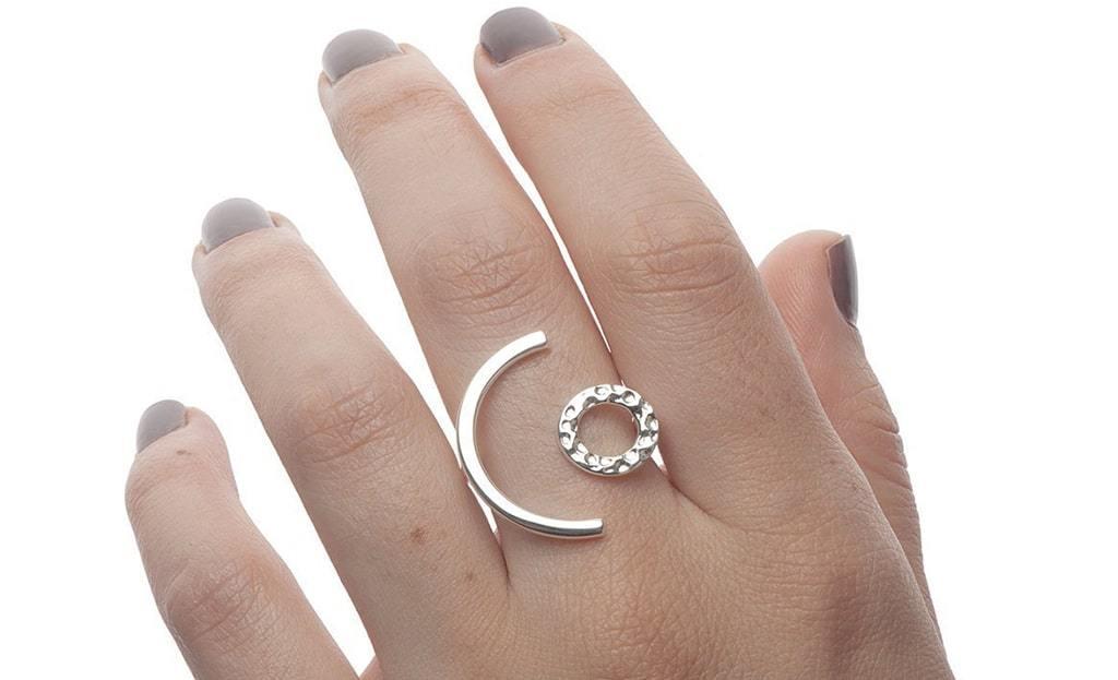 Sterling Silver Medley Ring