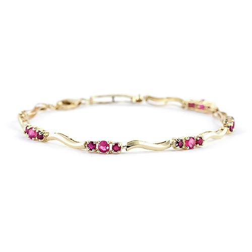 gold-diamond-and-ruby-trinity-tennis-bracelet-1723ya