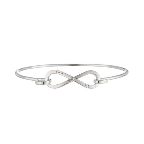 Infinty_Open_Bangle_Rose_Silver-1