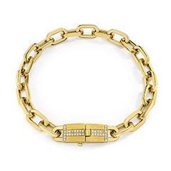 Tassel Moderne Chain Bracelet