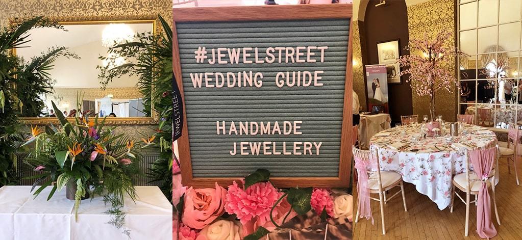 JewelStreet Wedding Fayre Exhibit