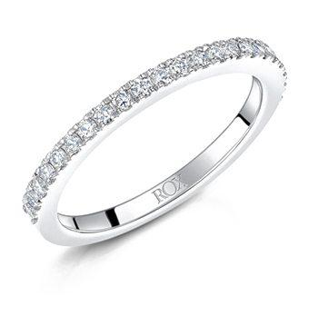 Love Diamond Wedding Ring
