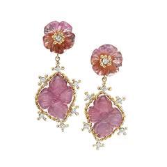 Pink_Petal_Earring