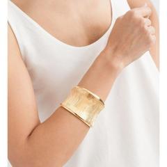 Gold Oni cuff