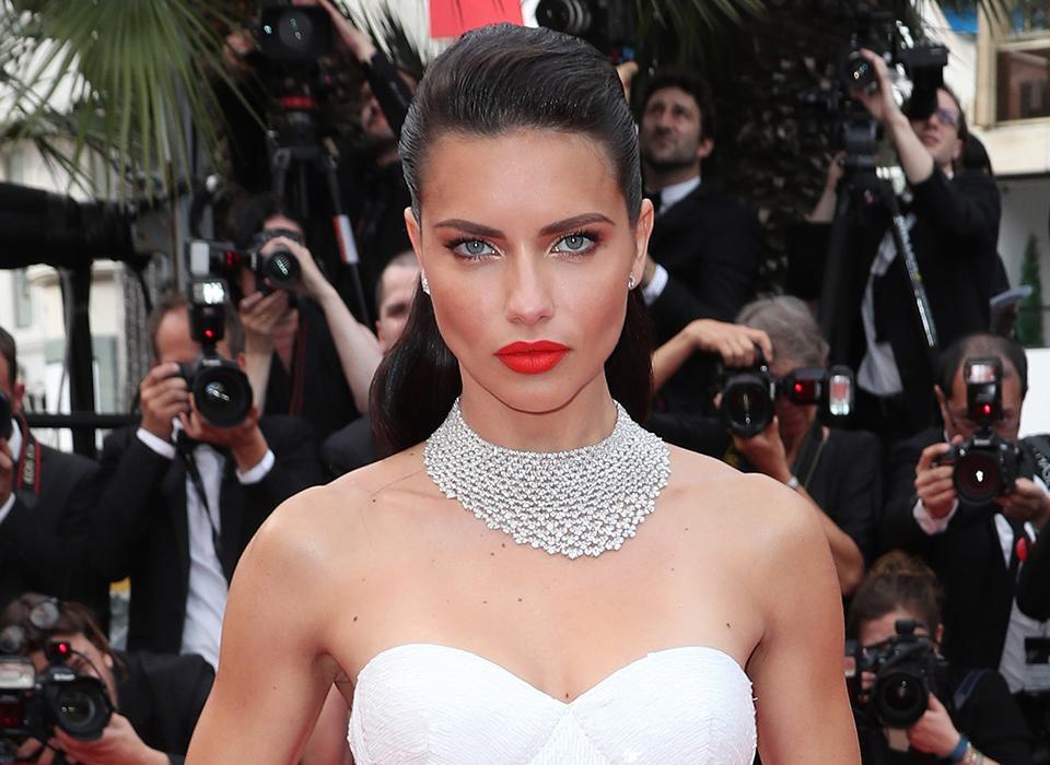 Mandatory Credit: Photo by Matt Baron/BEI/Shutterstock (8823919bl) Adriana Lima 'Loveless' premiere, 70th Cannes Film Festival, France - 18 May 2017