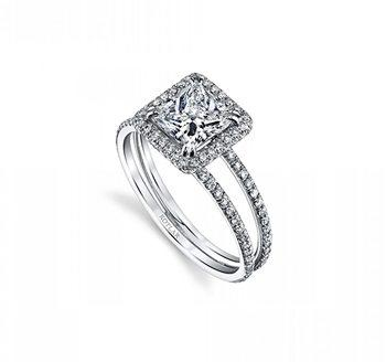 1.2ct Princess Cut Ring