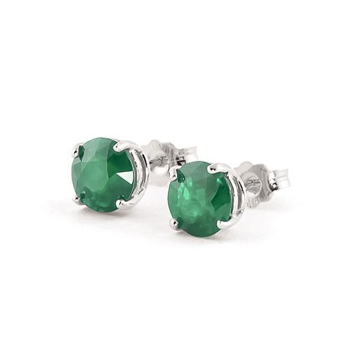 white-gold-3-30ct-emerald-stud-earrings-4400wa