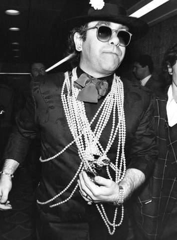 Elton John London