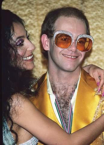 Elton John Cher