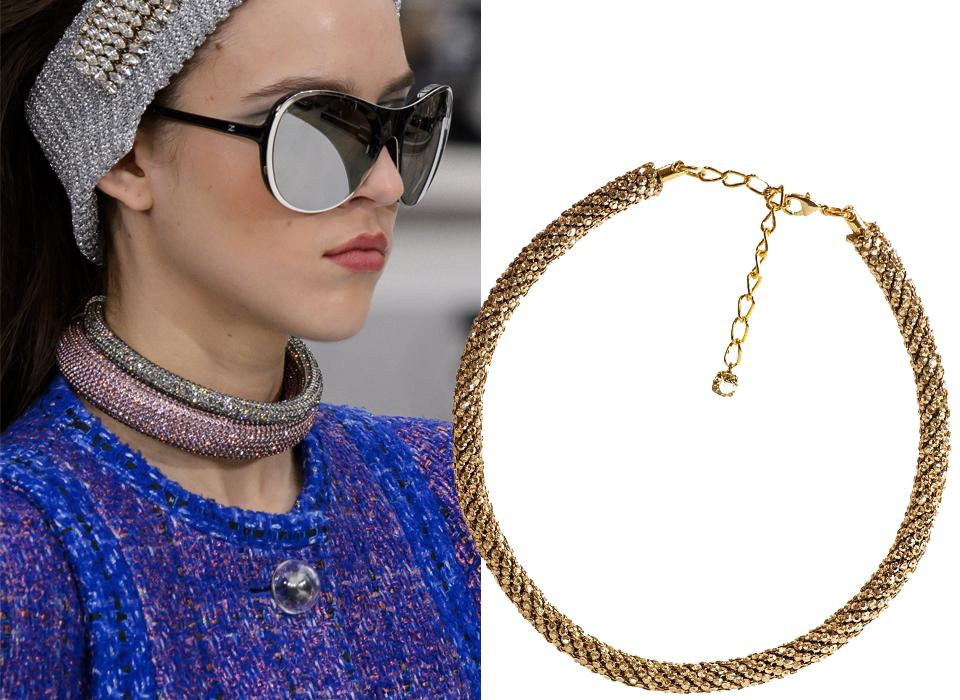 FAVOURITE JEWELLERY LOOKS AT FASHION WEEK AW17 3