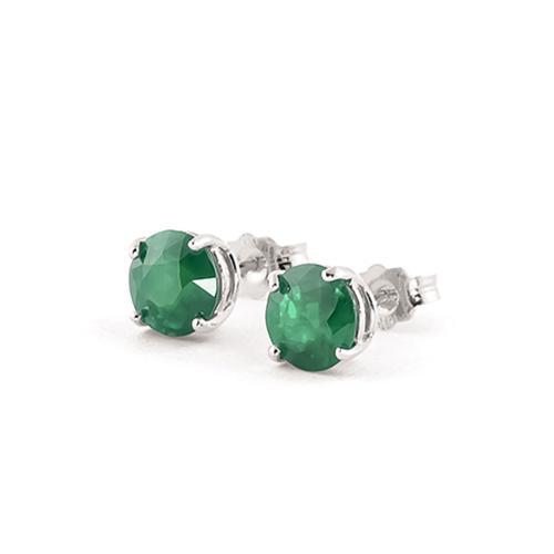 white-gold-3-30ct-emerald-stud-earrings-4400wa