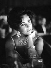Elizabeth Taylor Chandelier Earrings