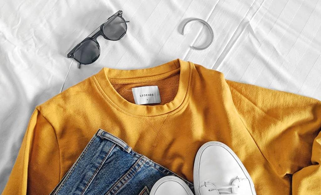 How To Dress Up A Casual T-Shirt With Anchor & Crew