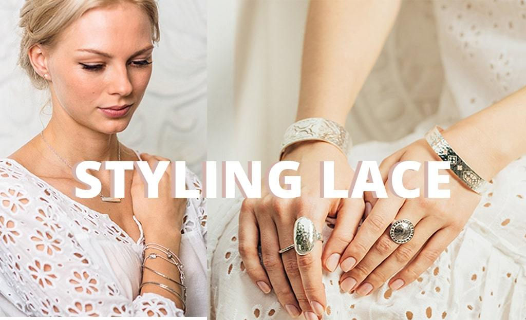How to style a Lace Wedding Dress