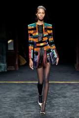Fringe at fashion week SS19