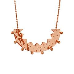 MX08-Frida Neclace Rose Gold