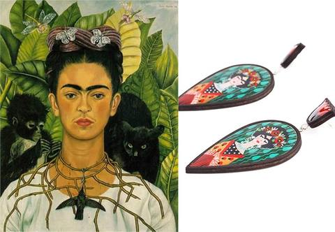 Frida Kahlo Jewellery
