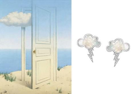 Rene Magritte Jewellery