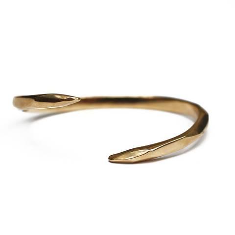 Yellow Gold Plated SAYA Bracelet