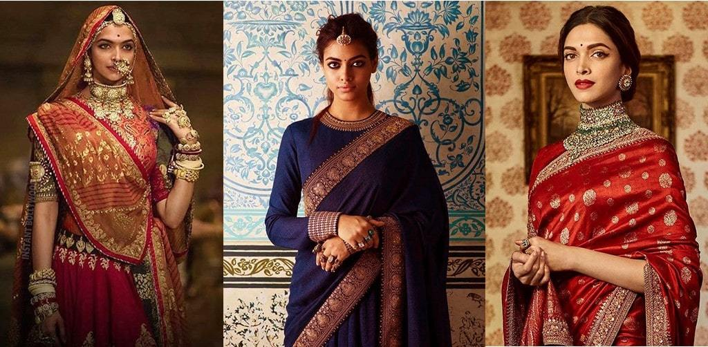 Jewellery to wear with your Saree