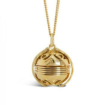Memory Keeper Locket