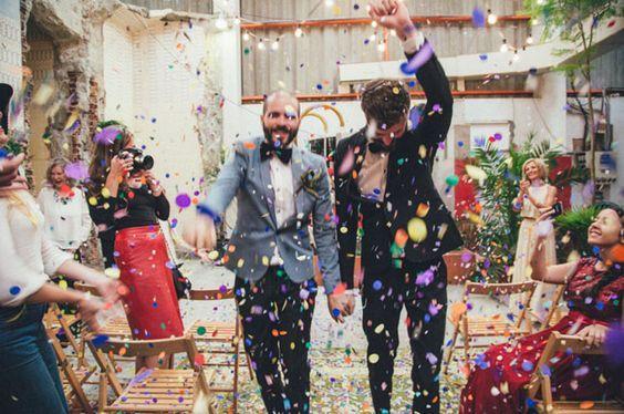 Spain LGBT wedding