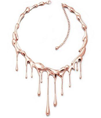 Large Drip Necklace