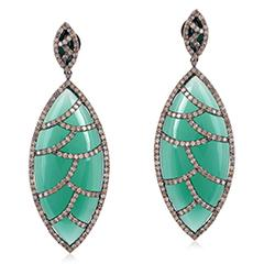 Bora Bora Earring-Green