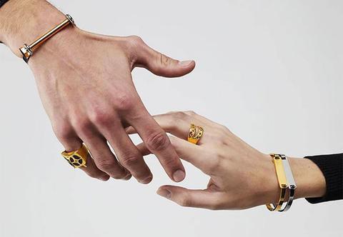 Opes Robur Minimalist Jewellery