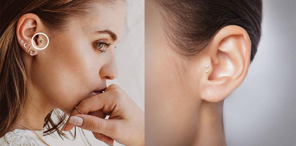The Most Popular Ear Piercings of 2019