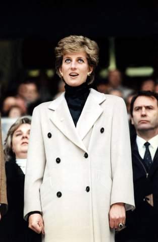 Princess Diana Paris