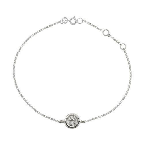 BL183-white-gold-diamond-single-stone-raindrop-bracelet-hr